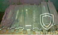 Протекторы цинковые П-КОЦ-5, П-КОЦ-10, П-КОЦ-15, П-КОЦ-18, П-КОЦ-36